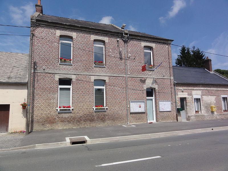Thiernu (Aisne) mairie