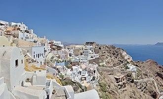 Oia, Greece - Oia