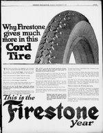 Firestone Tire And Rubber Company Wikipedia
