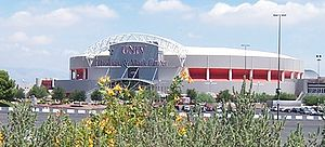 Das Thomas & Mack Center 2005