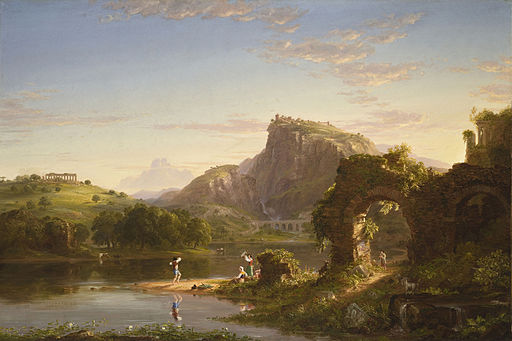 Thomas Cole - L'Allegro