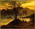 Thomas Fearnley - Old Birch Tree at the Sognefjord - Google Art Project.jpg
