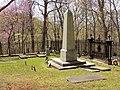 Thomas Jefferson's grave site.jpg