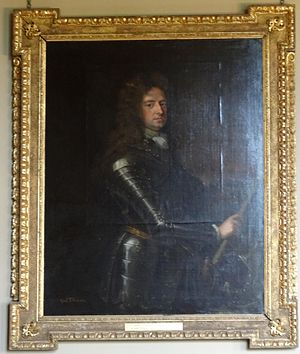 Thomas Tollemache - Image: Thomas Tollemache by Godfrey Kneller