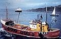 Three boats Mallaig Harbour 1971 - geograph.org.uk - 2382528.jpg