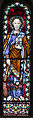 Thurles Cathedral Ambulatory Window 16 Saint Thaddeus 2012 09 06.jpg
