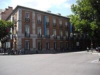 The Thyssen-Bornemisza Museum , or in Spanish Museo Thyssen-Bornemisza ...