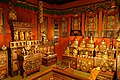 Tibetan Buddhist Shrine Room, Alice S. Kandell Collection, from Tibet, China, and Mongolia, 13th-20th century, mixed media - Arthur M. Sackler Gallery - DSC05132.jpg