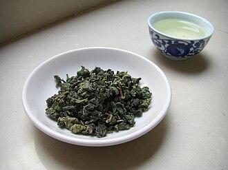Oolong - Tieguanyin