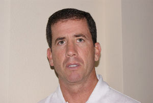 Tim Donaghy - Donaghy in 2010