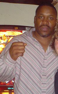 Tim Witherspoon American boxer