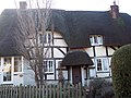 Timber Frame Cottage with Thatched Roof - geograph.org.uk - 311425.jpg