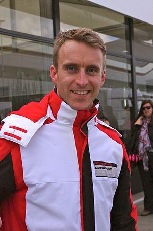 Timo Bernhard - Bernhard in 2014