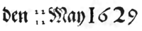 Titelblatt Luebecker Frieden Selection Old and New Style date.png