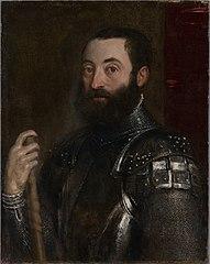 Portrait of Guidobaldo II della Rovere, Duke ofUrbino