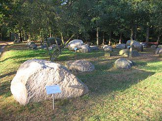 Tostedt - Ice-age-boulder-park Todtglüsingen