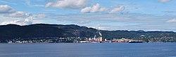Tofte seen from Oslofjord.JPG