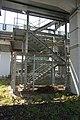 Tokaido Shinkansen maintenance workers stair - Yodabashi.jpg
