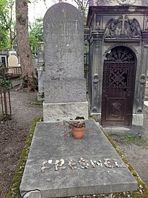 Tombe d'Augustin Fresnel - Père Lachaise.JPG