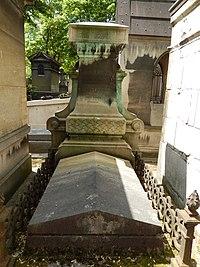 Tombe de Frederick Lemaitre (division 28).JPG