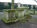 Tombs in Old St Pancras Churchyard - geograph.org.uk - 1713312.jpg