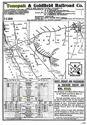 300px Tonopah_and_Goldfield_RR_Map_and_Logo tonopah and goldfield railroad wikivisually