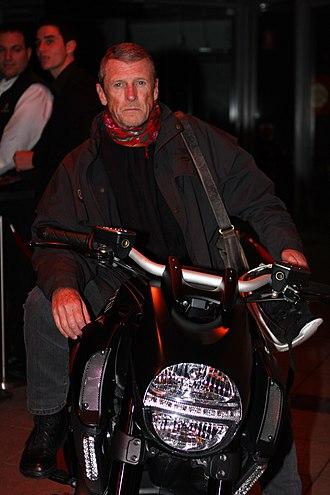 Tony Bonner - Nola and Tony in 1985