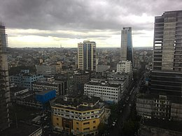 Chittagong Skyline