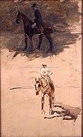 Toulouse-Lautrec - ETUDE DE CAVALIER, MTL.188.jpg