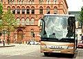 Tourist coach, Belfast - geograph.org.uk - 1426054.jpg