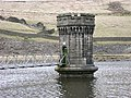 Tower, Waugh Well reservoir - geograph.org.uk - 364598.jpg