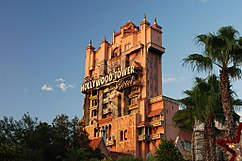 Tower of Terror in Disney's Hollywood Studios, Florida