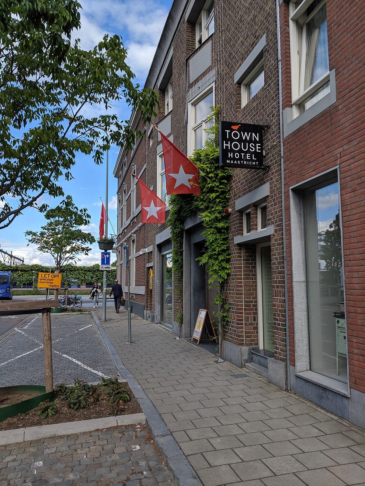 Townhouse Designhotel Maastricht Wikipedia