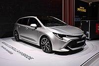 Toyota Corolla Hybrid, Paris Motor Show 2018, IMG 0721.jpg