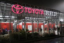 Toyota San Antonio Tx >> Toyota Field Wikipedia