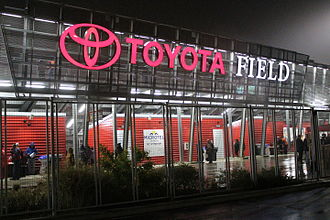 Toyota Field - Image: Toyota Field Soccer Bowl 2014 (17154787245)