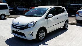 Toyota Wigo G - Left Quarter.jpg