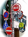 Traffic Signs in Kashiwa City Chiba Japan (5363885225).jpg