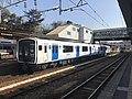 Train of Kashii Line at Kashii Station 9.jpg