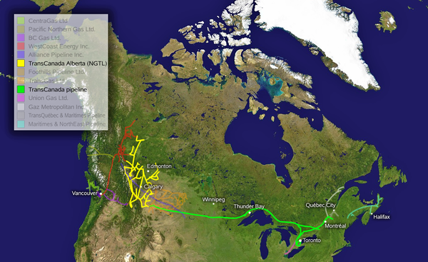 Natural Resources Quebec Wikipedia