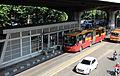 Transjakarta Articulated Bus Halte Rawasari 2.JPG