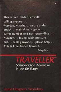 <i>Traveller</i> (role-playing game) role-playing game