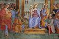 Trevi, Santuario di Madonna delle Lacrime - Cappella della Adorazione dei Magi 004.JPG
