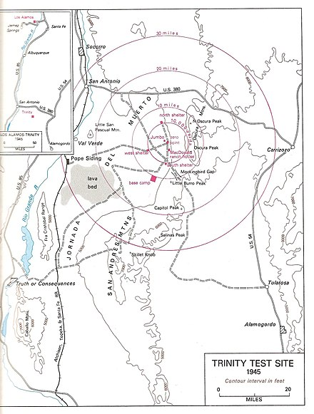Map of the Trinity Site Trinity Test Site.jpg