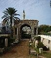 Tripoli - Marc-Aurel-Lucius-Verus-Bogen 163 erbaut.jpg