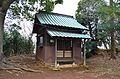 Tsurugitachi-iwatokowakenomikoto-jinja Yasaka & Akiba-jinja.JPG