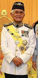Abdul Taib Mahmud seventh and current Yang di-Pertua Negeri of Sarawak