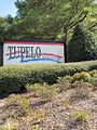 Tupelo MS Welcome to Tupelo.JPG