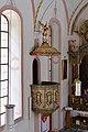Tux-Vorderlanersbach - Pfarrkirche hl Thomas - Kanzel.jpg