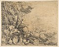 Two Shepherds with a Donkey MET DP816643.jpg